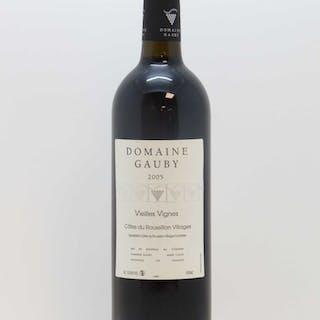 Côtes du Roussillon Domaine Gauby Vieilles vignes Gérard et Ghislaine