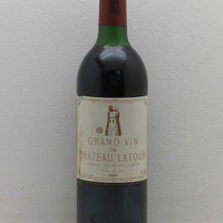 Château Latour 1er Grand Cru Classé 1981