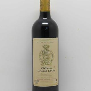 Château Gruaud Larose 2ème Grand Cru Classé 2005