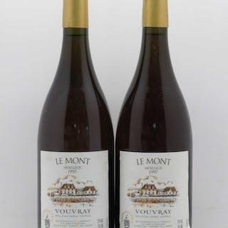 Vouvray Le Mont Huet (Domaine) Première trie 1997