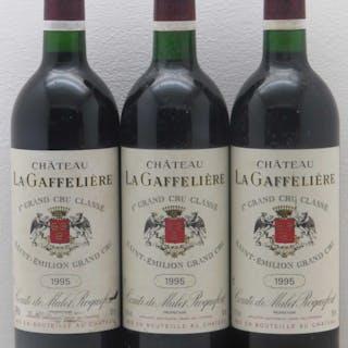 Château la Gaffelière 1er Grand Cru Classé B 1995