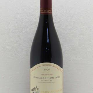 Chapelle-Chambertin Grand Cru Vieilles vignes Perrot-Minot Vielles Vignes 2007