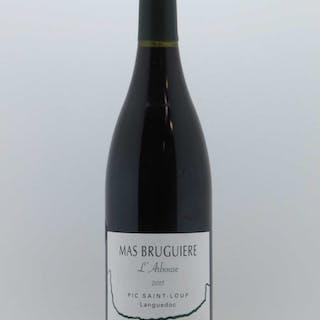 Coteaux du Languedoc Pic Saint-Loup Mas Bruguière L'Arbouse Guilhem