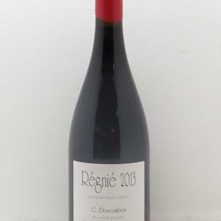 Regnié Vieilles Vignes Georges Descombes (Domaine) 2013