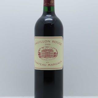 Pavillon Rouge du Château Margaux Second Vin 2009