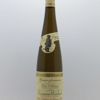 Gewurztraminer Cuvée Théo Weinbach (Domaine) 2016