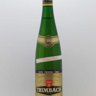 Riesling Cuvée Frédéric Emile Trimbach (Domaine) 1983