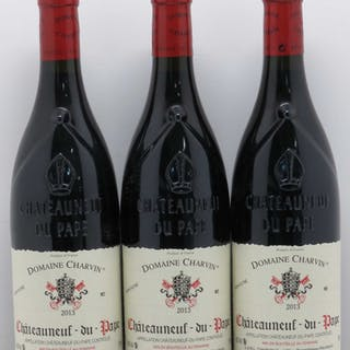Châteauneuf-du-Pape Charvin Famille Charvin 2013