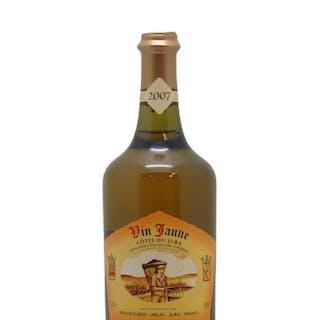 Côtes du Jura Vin Jaune Jean Bourdy (62cl) 2007