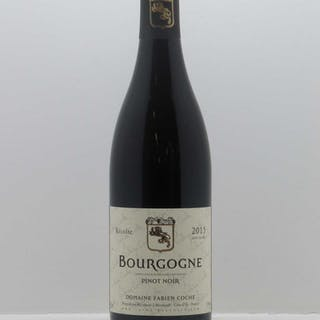 Bourgogne Pinot Noir Coche-Bizouard 2015