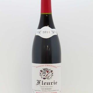 Fleurie Les Moriers Chignard (Domaine) 2011