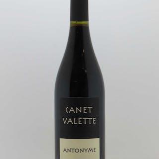 Vin de France Canet-Valette (Domaine) Antonyme 2017