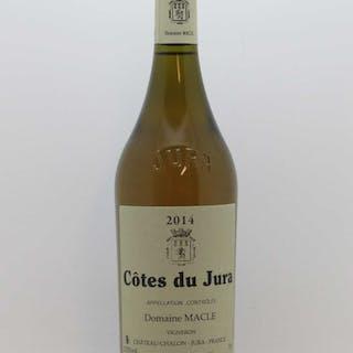 Côtes du Jura Jean Macle 2014