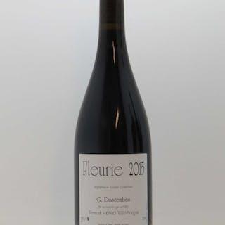 Fleurie Vieilles vignes Georges Descombes (Domaine) 2015