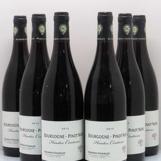 Bourgogne Haute Couture Domaine Buisson Charles 2015