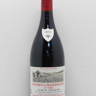 Gevrey-Chambertin 1er Cru Clos Saint-Jacques Armand Rousseau (Domaine) 2011