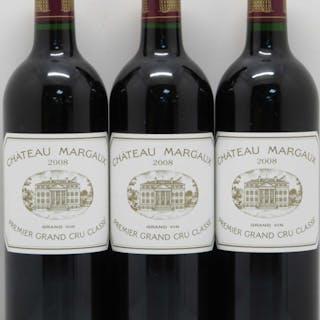 Château Margaux 1er Grand Cru Classé 2008