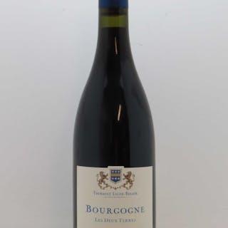 Bourgogne Les Deux Terres Thibault Liger-Belair 2014