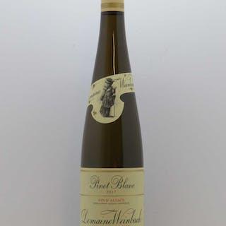 Pinot Blanc Weinbach (Domaine) 2017