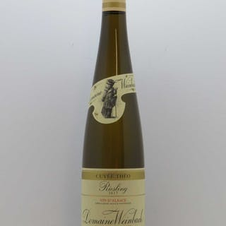 Riesling Cuvée Théo Weinbach (Domaine) 2017