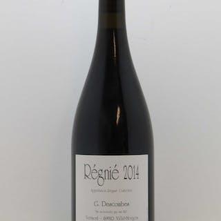 Regnié Vieilles Vignes Georges Descombes (Domaine) 2014