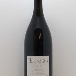 Fleurie Vieilles vignes Georges Descombes (Domaine) 2014