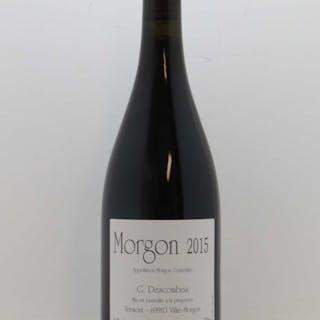 Morgon Vieilles vignes Georges Descombes (Domaine) 2015