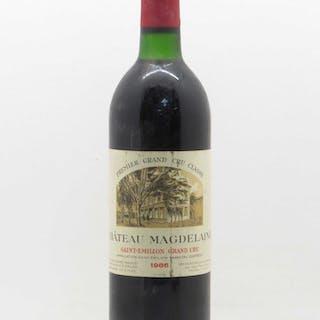 Château Magdelaine 1986