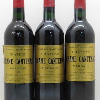 Château Brane Cantenac 2ème Grand Cru Classé 1984