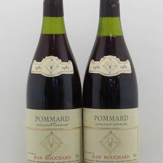 Pommard Jean Bouchard 1985