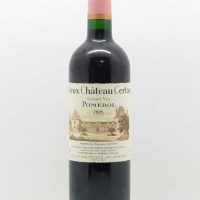Vieux Château Certan 2005
