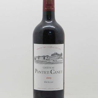 Château Pontet Canet 5ème Grand Cru Classé 2009