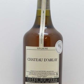 Côtes du Jura Vin jaune Château d'Arlay (62cl) 2000