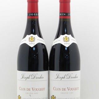 Clos de Vougeot Grand Cru Joseph Drouhin 2013