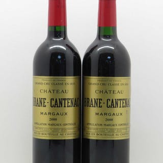 Château Brane Cantenac 2ème Grand Cru Classé 2000