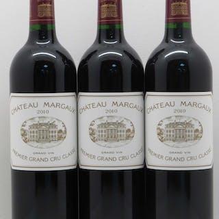 Château Margaux 1er Grand Cru Classé 2010