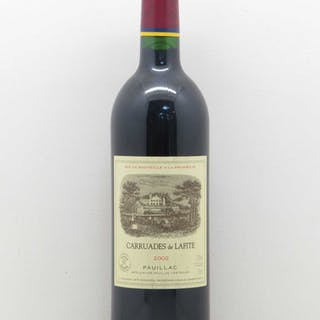 Carruades de Lafite Rothschild Second vin 2002