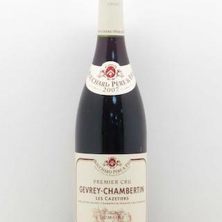 Gevrey-Chambertin 1er Cru Les Cazetiers Bouchard Père & Fils 2007