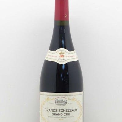 Grands-Echézeaux Grand Cru Domaine Martenot 2000