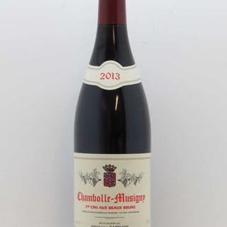 Chambolle-Musigny 1er Cru Les Beaux Bruns Ghislaine Barthod 2013