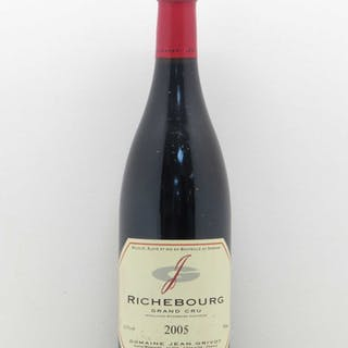 Richebourg Grand Cru Jean Grivot 2005