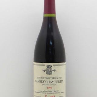 Gevrey-Chambertin Jean et Jean-Louis Trapet 1990