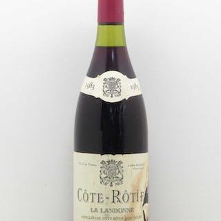 Côte-Rôtie La Landonne René Rostaing 1983