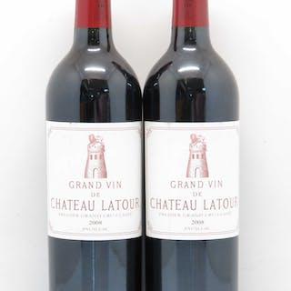 Château Latour 1er Grand Cru Classé 2008