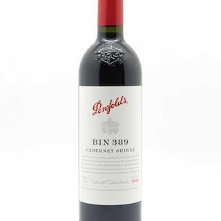 Barossa Valley Penfolds Wines Bin 389 Cabernet Shiraz 2016