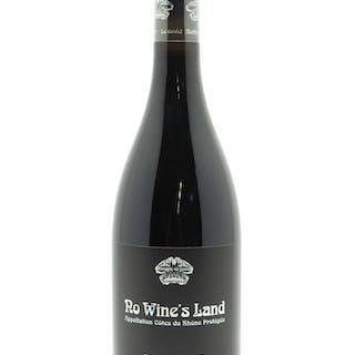 Côtes du Rhône No Wine's Land Coulet (Domaine du) - Matthieu Barret 2018