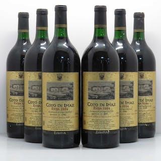 Rioja DOCa Coto de Imaz Gran Reserva 1994