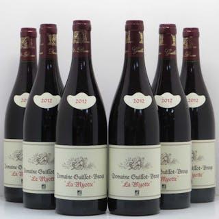 Bourgogne La Myotte Domaine Guillot Broux 2012