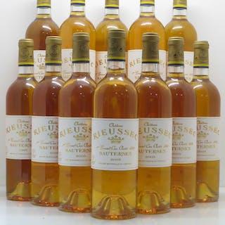 Château Rieussec 1er Grand Cru Classé 2005