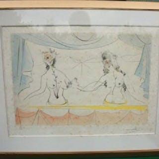 """""""Les Dames de la Renaissance"""" (Salvador Dali)"""